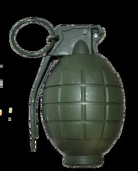 Grenade PNG1327