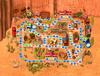 Western Land map