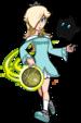 Mario hoops rosalina re redone by superkiryoshi-d7j83t5