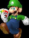 Luigi Artwork - MPIT