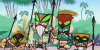 Cartoonish Natives