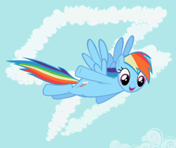File:250px-Rainbow Dash in front of cutie mark crop S02E08.png
