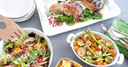 Various salads