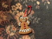 Gingerbread female