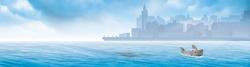 City Coast Guard Background