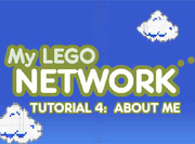 My LEGO Network Tutorial 4