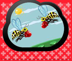 Bee battle 1