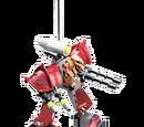 Battle machine 2 Sticker