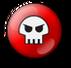 Bob skull badge