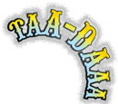 Taa-Daaa caption Sticker