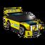 MLN TRC Yellow racer