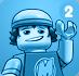 LEGO Club Magazine Module, Rank 2 Blueprint