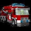 MLN TRC Fire Truck