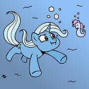 1812 - Trixie sea pony