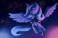 76773 - artist cuteskitty fireworks happy high res luna