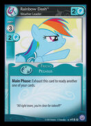 Rainbow Dash, Weather Leader