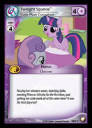 Twilight Sparkle, Cutie Mark Consultant