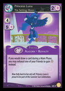 Princess Luna, The Setting Moon