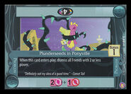 Plunderseeds in Ponyville