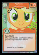 Applejack, Steadfast Farmpony