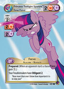 Princess Twilight Sparkle, Time Patrol (Marks in Time Royal Rare)