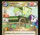 Sweetie Belle, Most Traditional