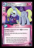 Mega Mare, Watch Your Step