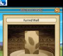 Furred Wall