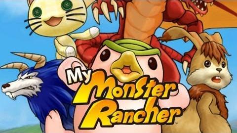 Official My Monster Rancher Launch Trailer
