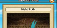 Night Sickle