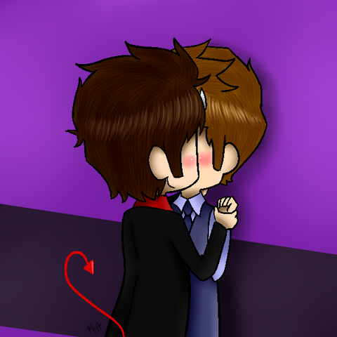 File:Day 12 making out by fanaticfangurl-d6hvnqm.png