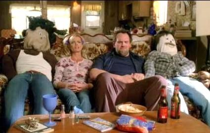 File:Joy & Randy with Scarecrow Earl & Scarecrow Crabman.jpg