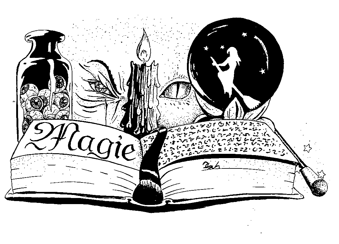 bilder magie
