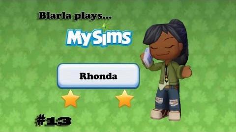 MySims (Episode 13 - Rhonda)