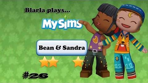 MySims (Episode 26 - Bean & Sandra)