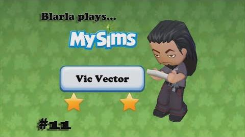 MySims (Episode 11 - Vic Vector)
