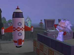 Dr.F&Rocket