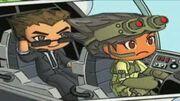 Mysims Agent jet