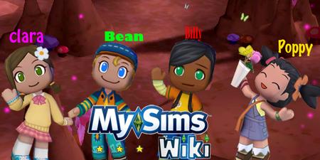Cute Sims Poll Banner