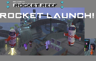 WallpaperRocketLaunch