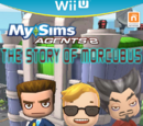 MySims Agents 2: The Story of Morcubus