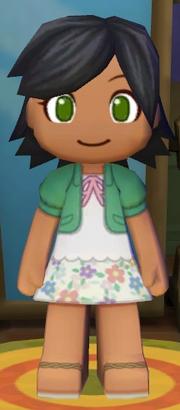 Kaylees old outfit