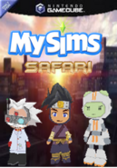 MySims Safari 3
