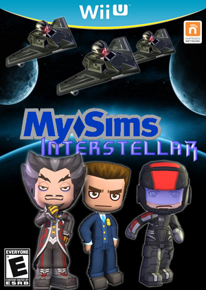 Interstellar MySims WiiU