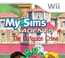 MySims Agents 4: The Cutopian Crime