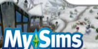 MySims Snowboarding (Wii)