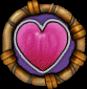 Goals heart icon