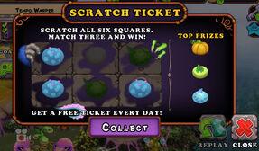 Nursery Scratch Ticket 2.0.4