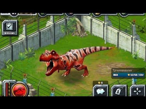 File:Roaring Tyrannosaurus at max level.jpg