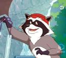 J.J. Raccoon
